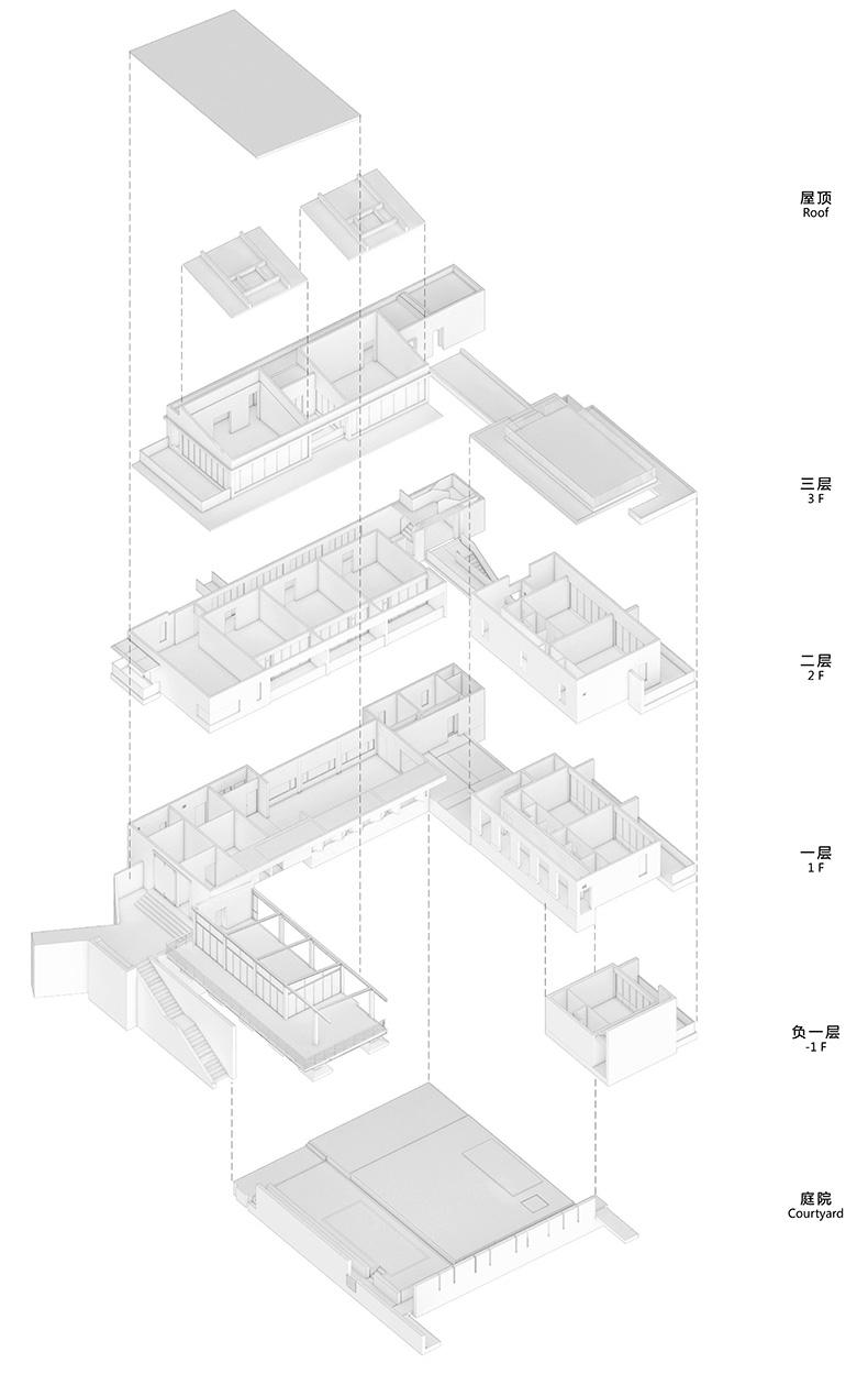 径山精品酒店 / 久舍营造工作室